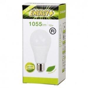 Energy+ Led Lamppu Vakio 12w E27 1055lm