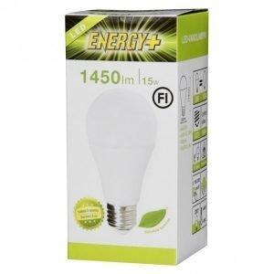 Energy+ Led Lamppu Vakio 15w E27 1450lm