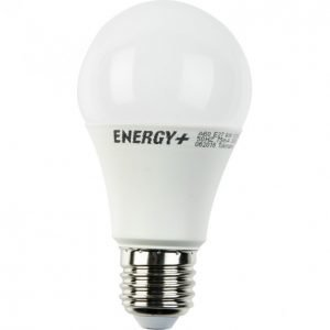Energy+ Led Lamppu Vakio 3kpl 806lm E27