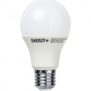 Energy+ Led Lamppu Vakio 5w E27 470lm