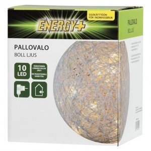 Energy+ Led Pallovalo 15cm 10led