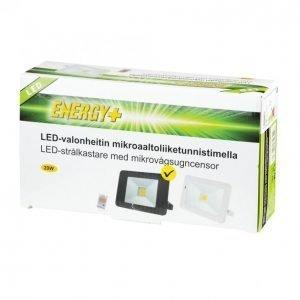 Energy+ Led Valonheitin 20 W Liiketunnistin
