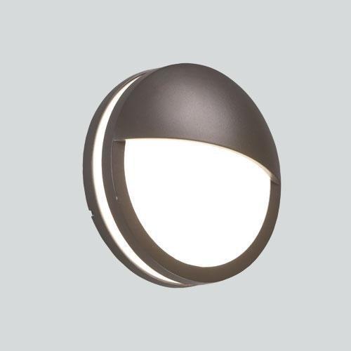 Euli Novo pihapiirivalaisin lipalla (grafiitinharmaa)