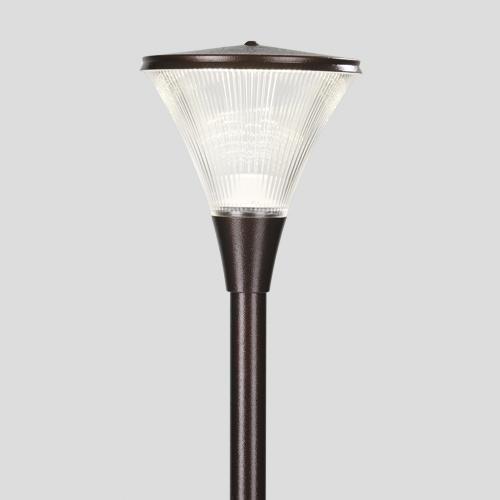Euli Pylväsvalaisin Luxe LED + pylväs 1