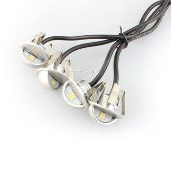 Eyelid LED Koristevalo Ryhmä 6kpl paketti