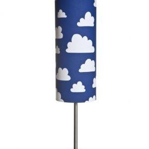 Färg & form Moln Lampunvarjostin Sininen