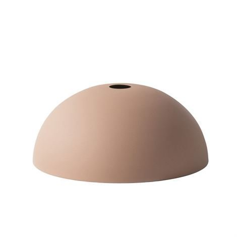 Ferm Living Collect Lampunvarjostin Dome Rose Vaaleanpunainen