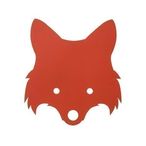 Ferm Living Fox Valaisin Oranssi