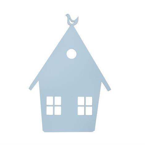 Ferm Living House Valaisin Vaaleansininen Vaaleansininen
