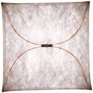 Flos Ariette Seinävalaisin 130x130 Cm
