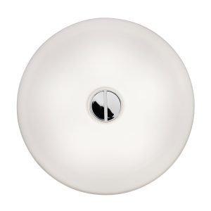 Flos Button Hl Kattovalaisin / Seinävalaisin Valkoinen