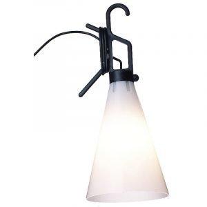 Flos May Day Lamppu Musta