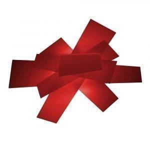 Foscarini Big Bang Kattovalaisin Punainen