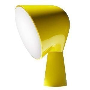 Foscarini Binic Pöytävalaisin Keltainen