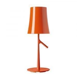 Foscarini Birdie Pöytävalaisin Touch S Oranssi