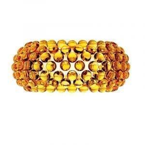 Foscarini Caboche Kattovalaisin Keltainen Kulta