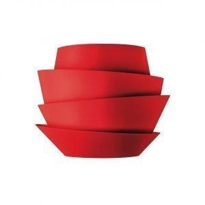 Foscarini Le Soleil Punainen Seinävalaisin