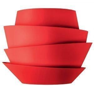 Foscarini Le Soleil Seinävalaisin Punainen