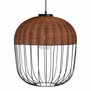Globen Lighting Allegro Riippuvalaisin Ruskea