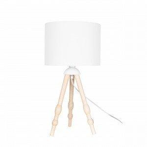 Globen Lighting Anastasia Pöytävalaisin Luonnonvalkoinen