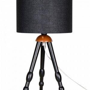Globen Lighting Anastasia Pöytävalaisin Musta