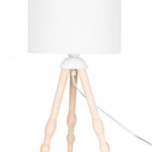 Globen Lighting Anastasia Pöytävalaisin Valkoinen