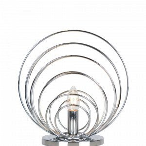 Globen Lighting Aurora Pöytävalaisin Kromia