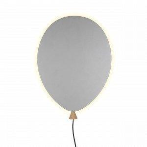 Globen Lighting Balloon Seinävalaisin Harmaa