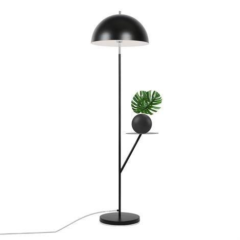 Globen Lighting Butler Lattiavalaisin Musta
