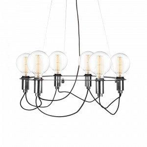 Globen Lighting Cables Kattovalaisin Musta