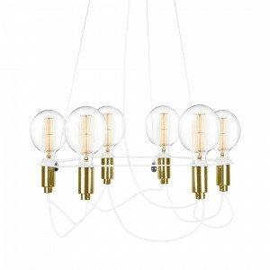 Globen Lighting Cables Kattovalaisin Valkoinen