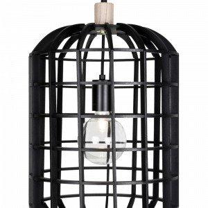 Globen Lighting Crib Kattovalaisin Musta
