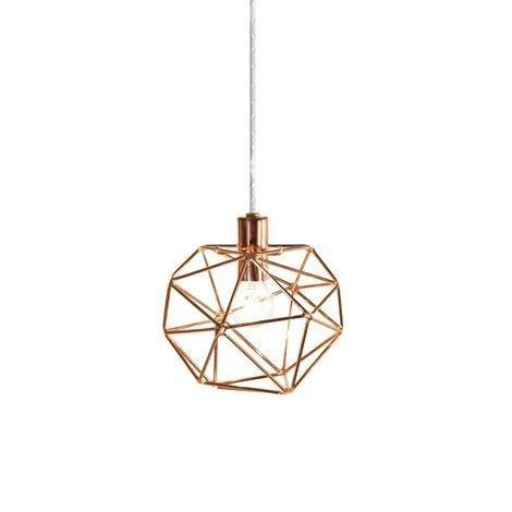 Globen Lighting Diamond Ikkunavalaisin Kupari