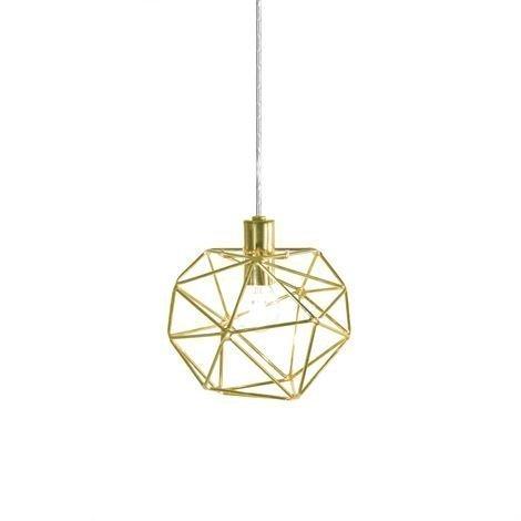 Globen Lighting Diamond Ikkunavalaisin Messinki