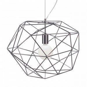 Globen Lighting Diamond Kattovalaisin Kromi