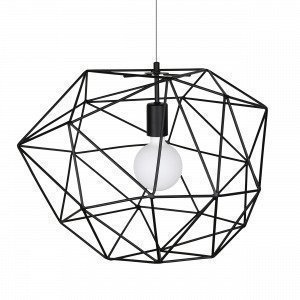 Globen Lighting Diamond Kattovalaisin Musta