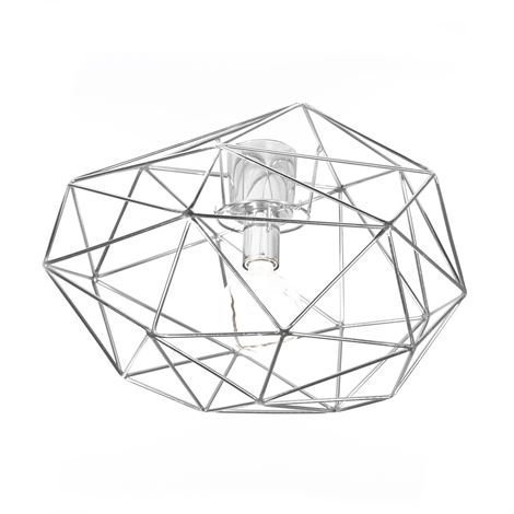 Globen Lighting Diamond Plafondi Kromi