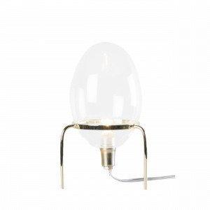 Globen Lighting Drops Pöytävalaisin Messinki