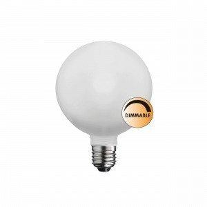 Globen Lighting Globe Opal Hehkulamppu Valkoinen