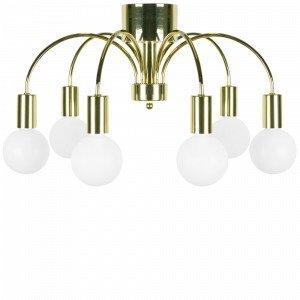 Globen Lighting Grace Plafondi Messinkiä
