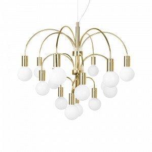 Globen Lighting Grace Xl Kattovalaisin Messinki