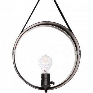 Globen Lighting Hangover Seinävalaisin Musta