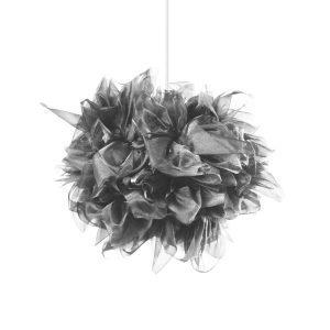 Globen Lighting Kate Riippuvalaisin Harmaa