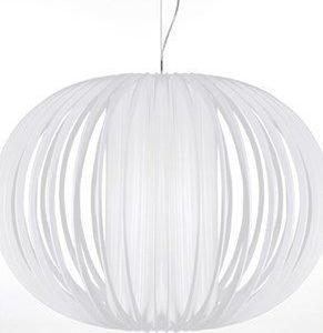 Globen Lighting Kattolamppu Muovi XXL Valkoinen
