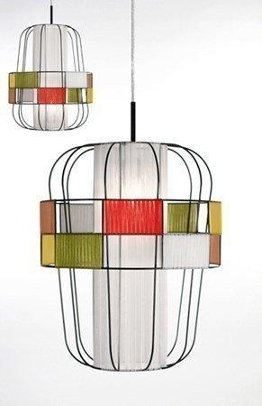 Globen Lighting Kattolamppu Wind Monivärinen