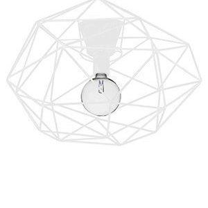 Globen Lighting Kattovalaisin Diamond Valkoinen