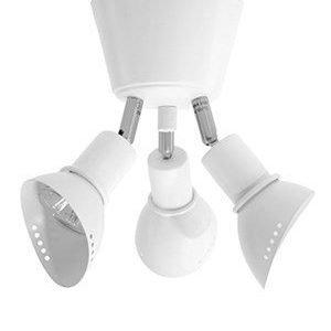 Globen Lighting Kattovalaisin Ingo 3 Valkoinen