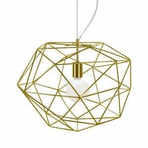 Globen Lighting Kattovalaisin Messinkiä