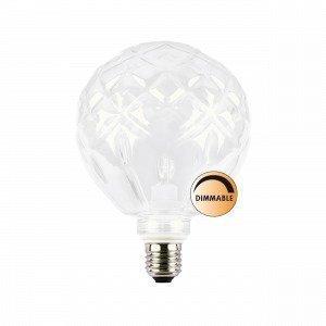 Globen Lighting Kristall Halogeenilamppu Kirkas
