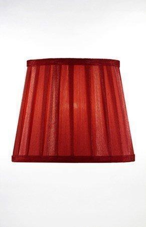 Globen Lighting Lampunvarjostin Elise tummanpunainen
